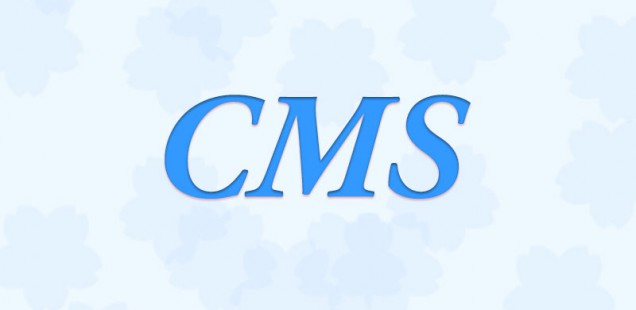 CMSとは…webサイトを便利に管理できるもの